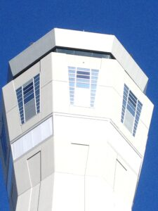 Melbourne Airport Air Traffic Control Tower | Fairview Architectural Cladding, Australia