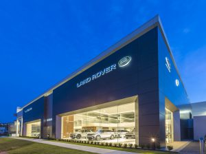 Jaguar Land Rover Southport